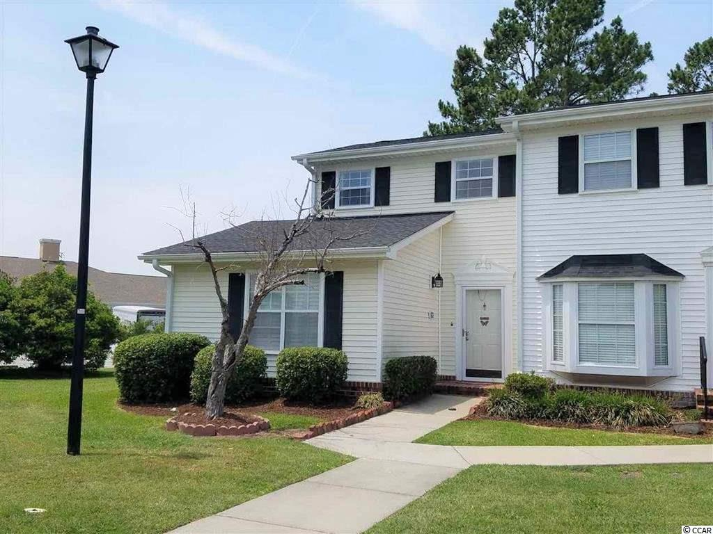 Townhouse MLS:1803490 Carriage Row  2925 Carriage Row Ln. Myrtle Beach SC
