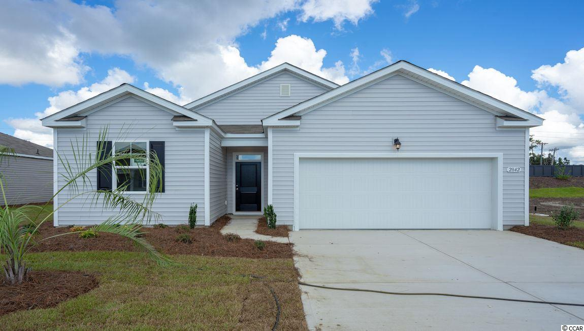 Detached MLS:1803573   2842 Ophelia Way Myrtle Beach SC