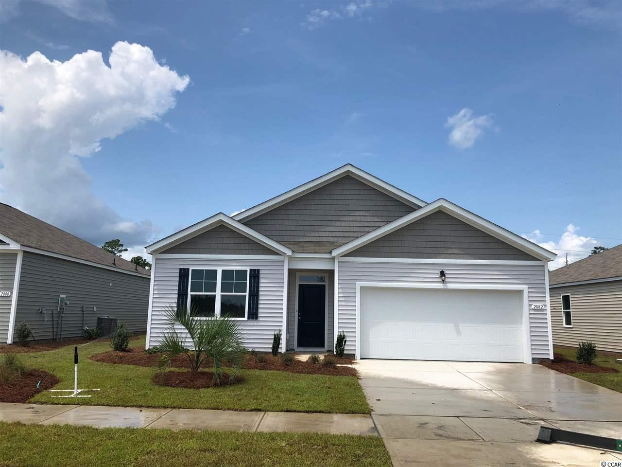 Detached MLS:1803576   TBD Aurora Loop Myrtle Beach SC