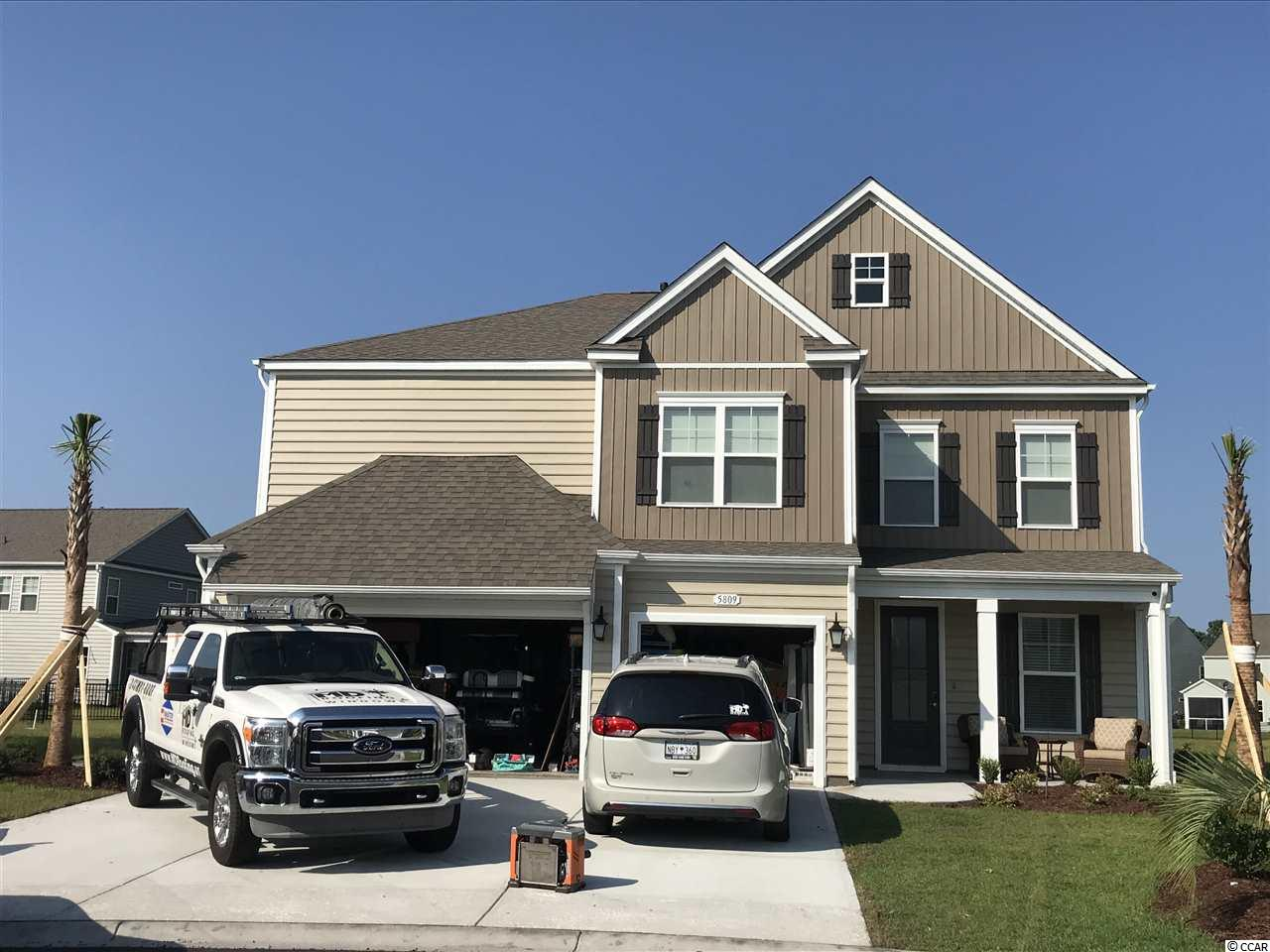 Detached MLS:1803587   5809 Oakbury Court Myrtle Beach SC