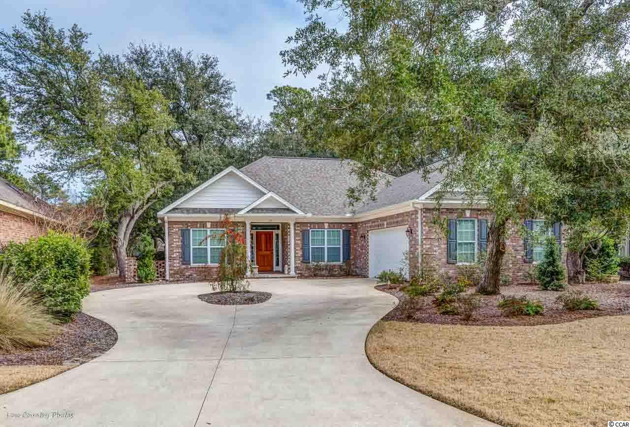 Single Family Home for Sale at 72 PORTRUSH LOOP 72 PORTRUSH LOOP Pawleys Island, South Carolina 29585 United States