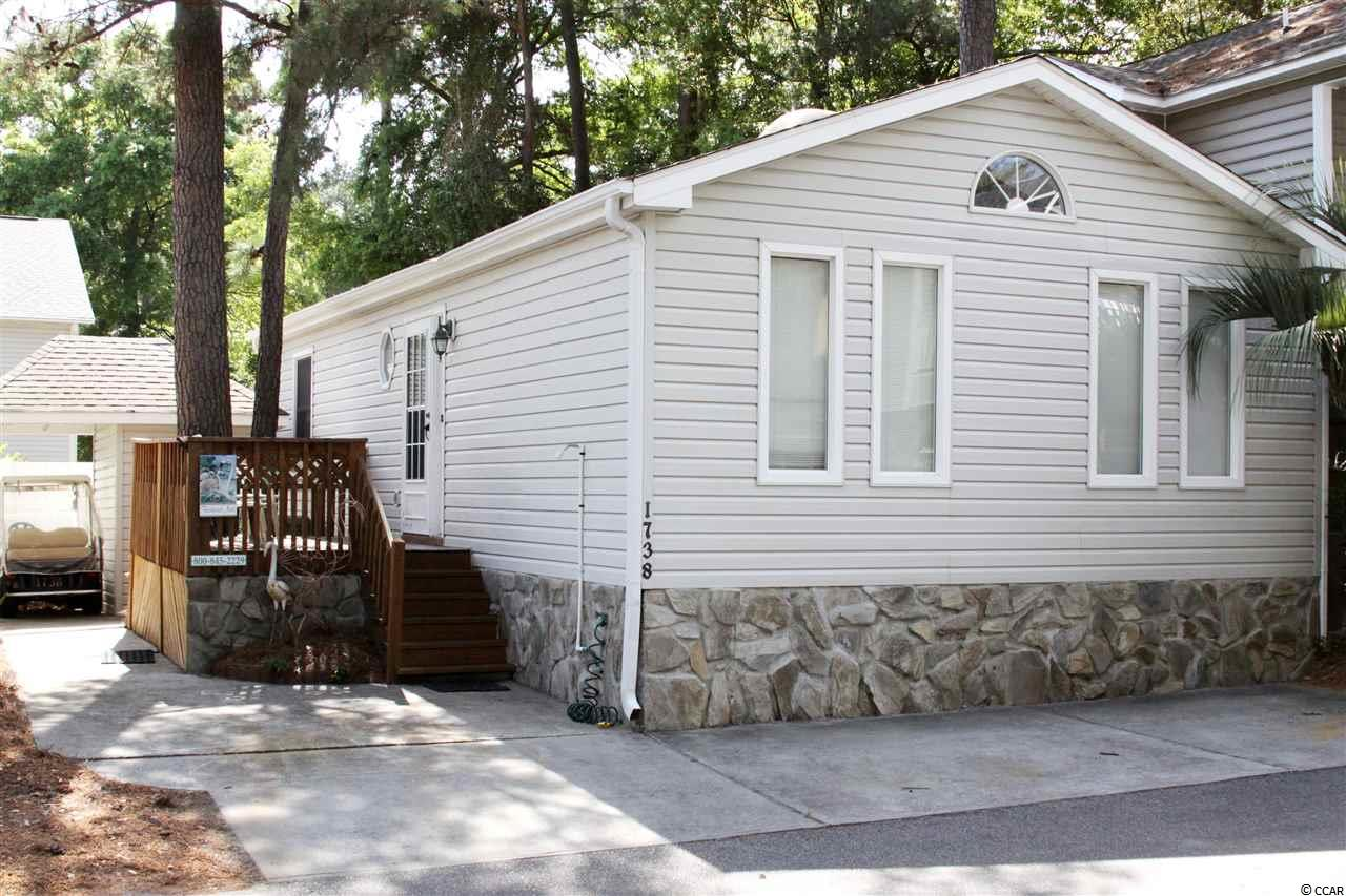 DETACHED WITH HPR MLS:1803655   1738 Neptune Rd. Myrtle Beach SC
