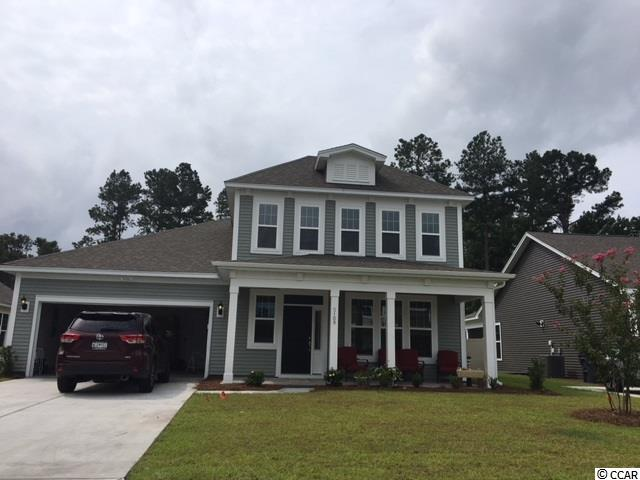 Detached MLS:1803667   5109 Country Pine Dr. Myrtle Beach SC
