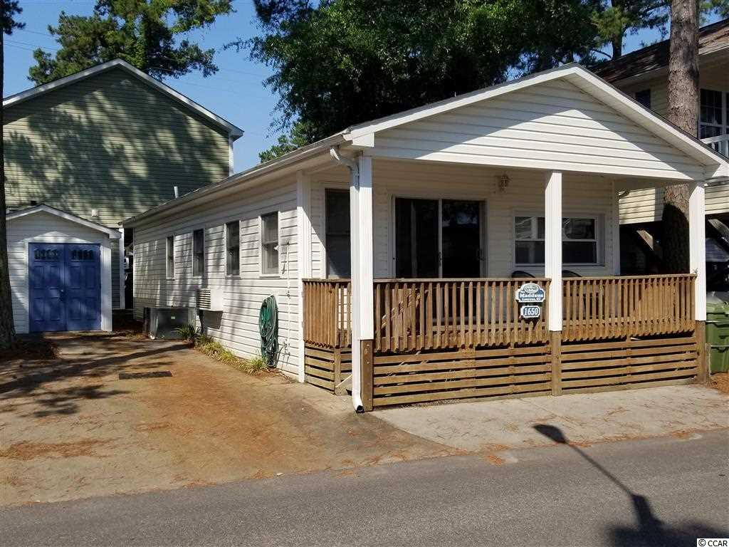 Manufactured Leased Land MLS:1803792   6001 S Kings Highway, Site 1650 Myrtle Beach SC