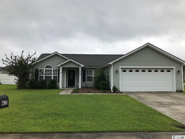Detached MLS:1803815   2904 Green Pond Circle Conway SC