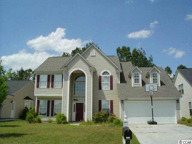 Detached MLS:1803836   402 Blackberry Ln. Myrtle Beach SC