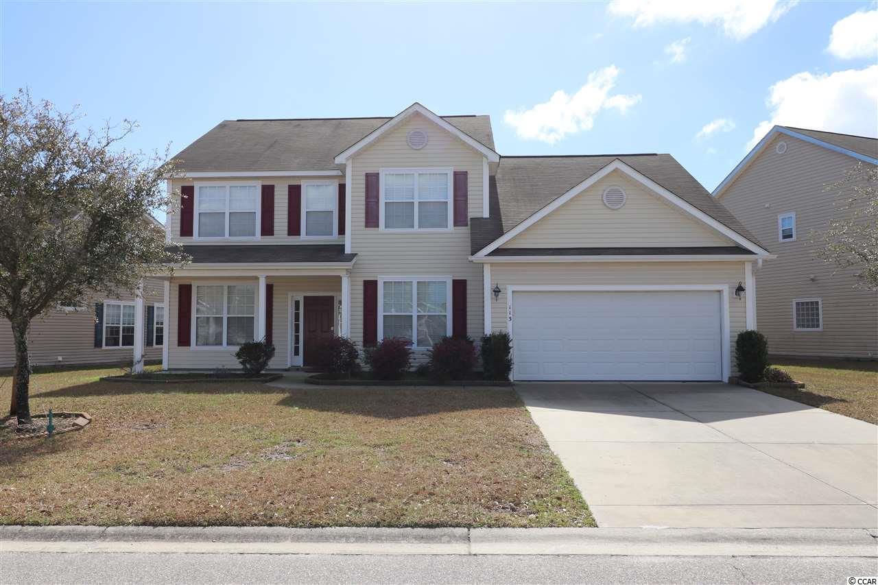 Detached MLS:1803868   113 Wyandot Court Myrtle Beach SC