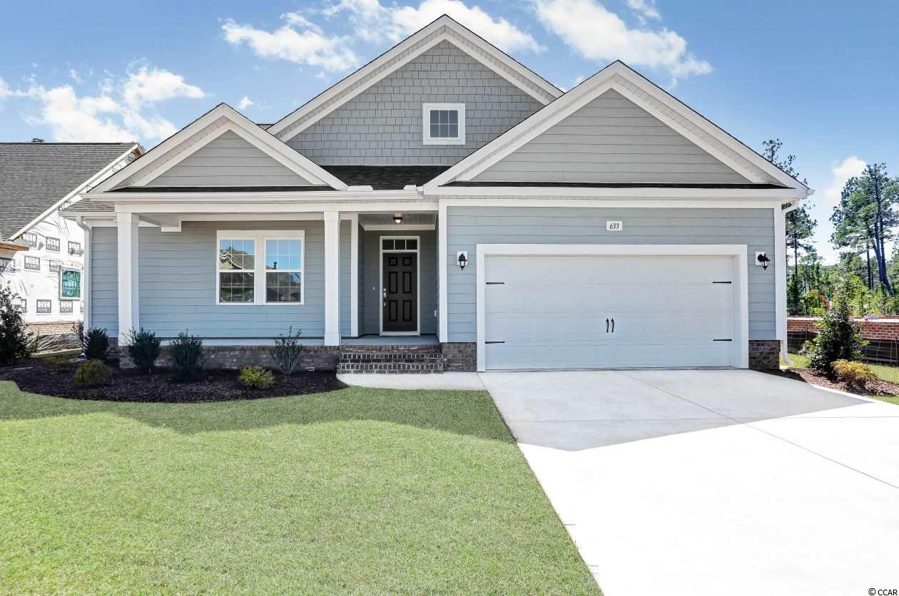 One of Myrtle Beach 3 Bedroom Homes for Sale at 633 Indigo Bay Circle