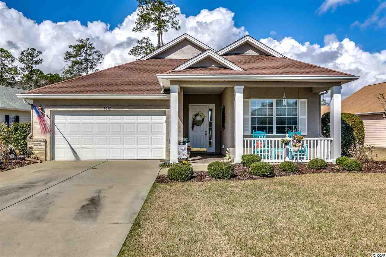 Single Family Home for Sale at 1012 Nittany Court 1012 Nittany Court Murrells Inlet, South Carolina 29576 United States