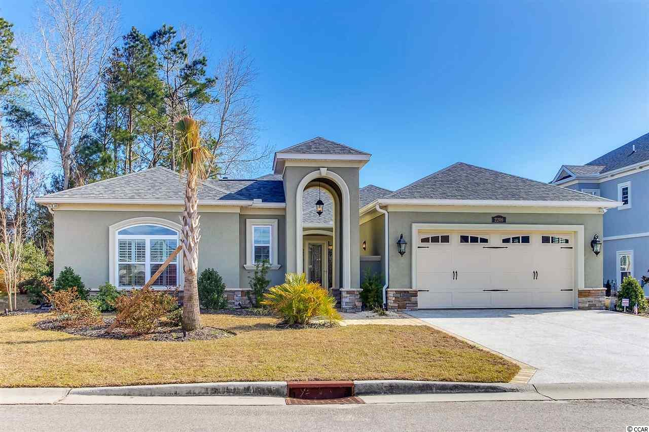 Detached MLS:1803934   2206 Via Palma Dr North Myrtle Beach SC