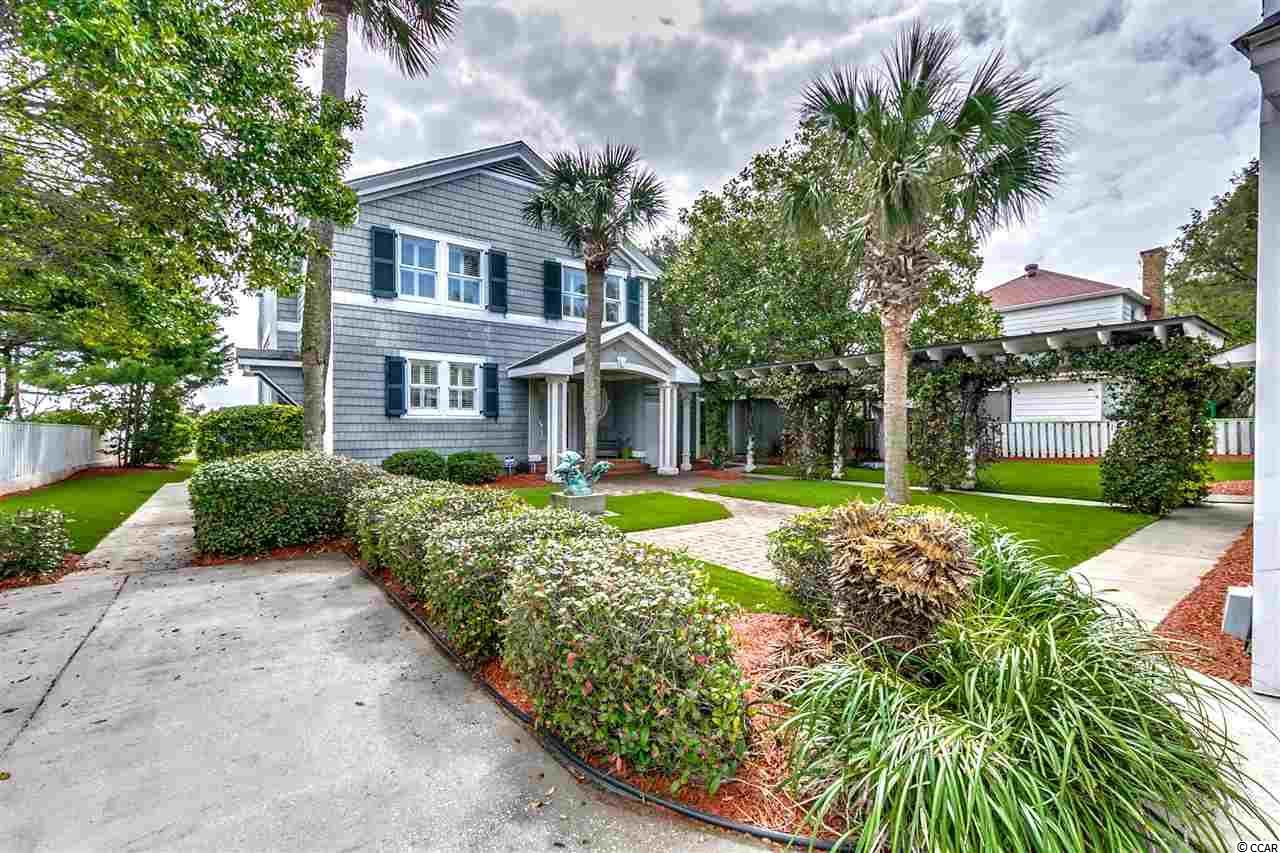 Detached MLS:1803956   4306 North Ocean Blvd Myrtle Beach SC