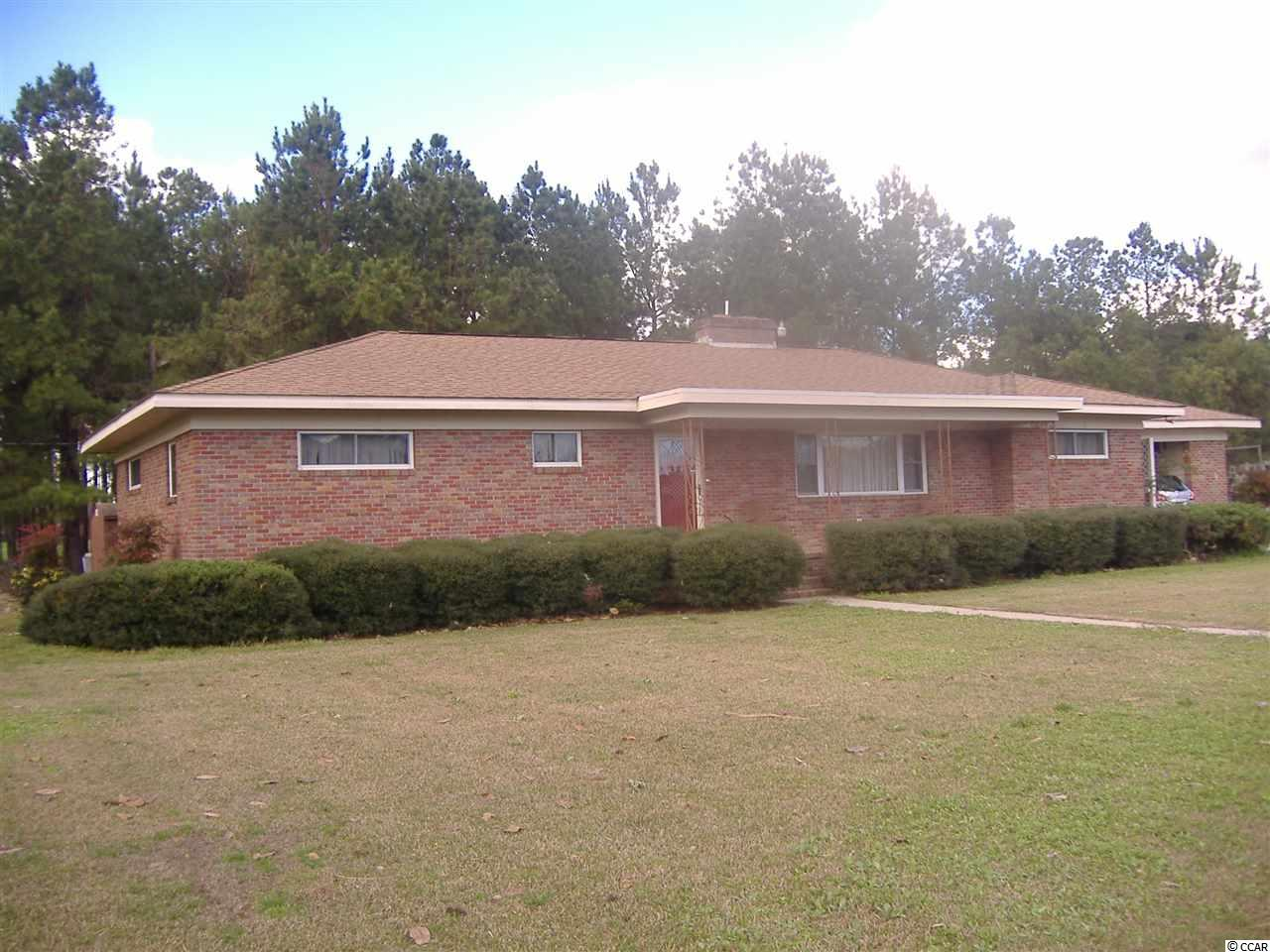 Ranch for Sale at 1531 Green Sea Road 1531 Green Sea Road Green Sea, South Carolina 29545 United States