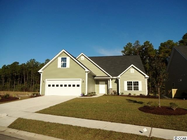Detached MLS:1804016   TBB1 Swansong Circle Myrtle Beach SC