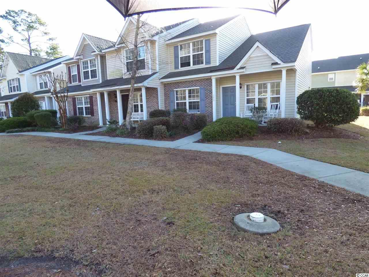 Townhouse MLS:1804112 PARKVIEW SUBDIVISION - 17TH AVE.  1050 Penny Lane Myrtle Beach SC