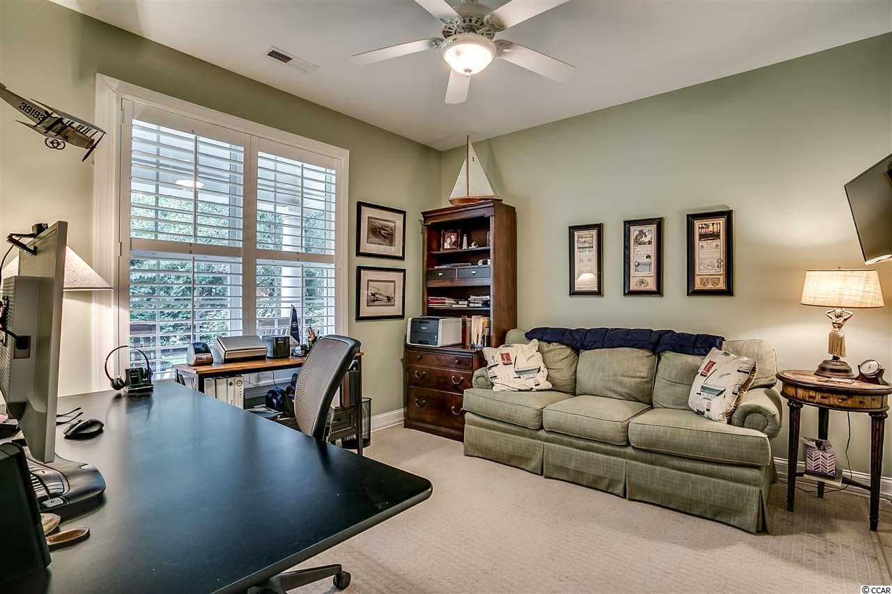 This 4 bedroom house at  Pawleys Plantation is currently for sale