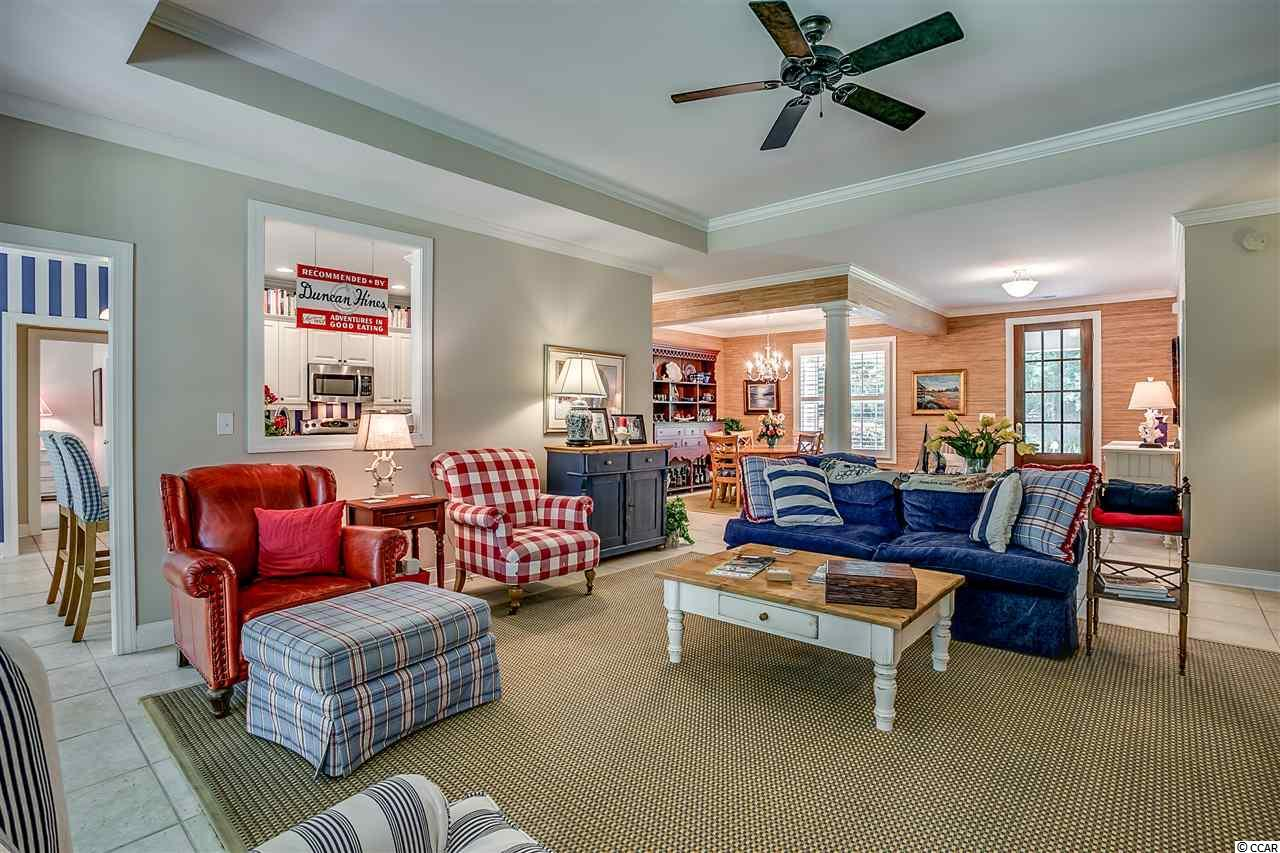 house for sale at  Pawleys Plantation at 37 Vintage Court Pawleys Island, SC