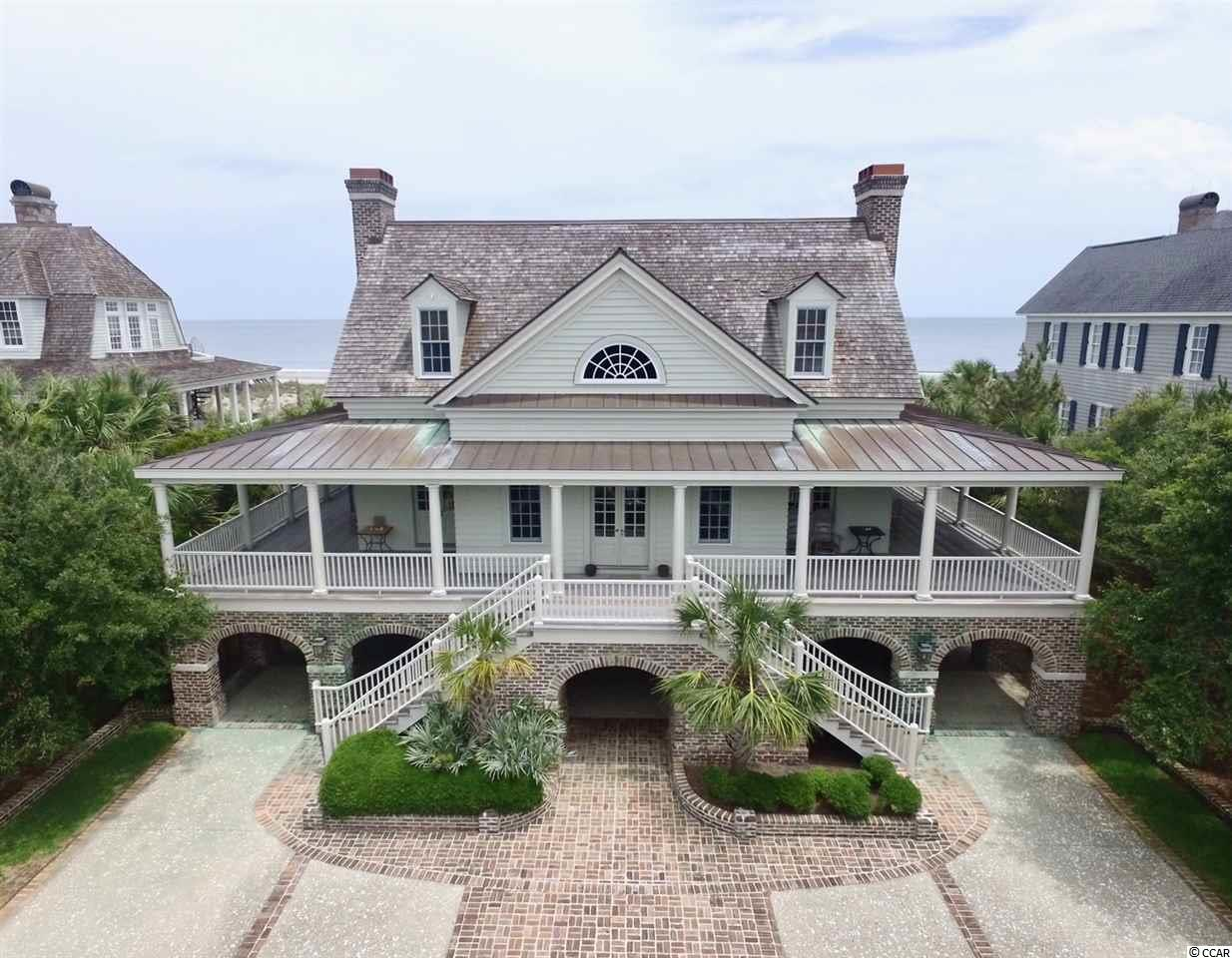 Single Family Home for Sale at 607 Beach Bridge Road 607 Beach Bridge Road Pawleys Island, South Carolina 29585 United States