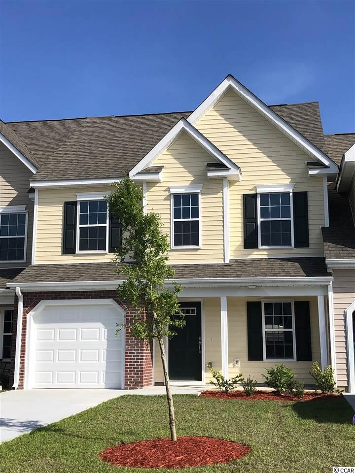 Townhouse MLS:1804177 Riverbend - Enterprise Landing  413 Rustic Ct. Myrtle Beach SC