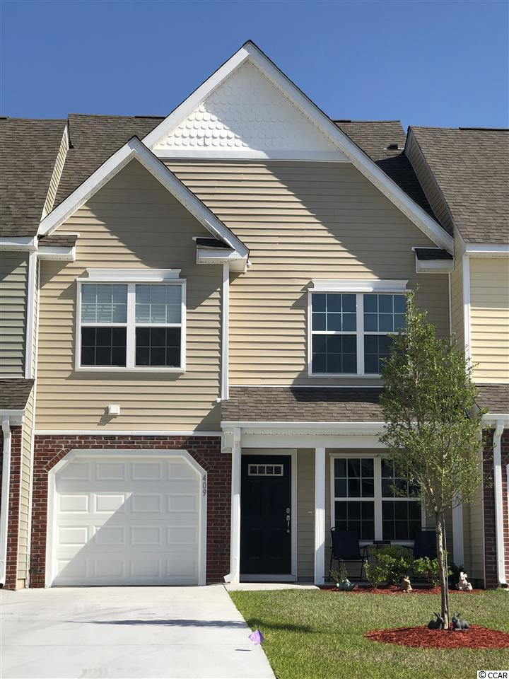 Townhouse MLS:1804181 Riverbend - Enterprise Landing  409 Rustic Ct. Myrtle Beach SC
