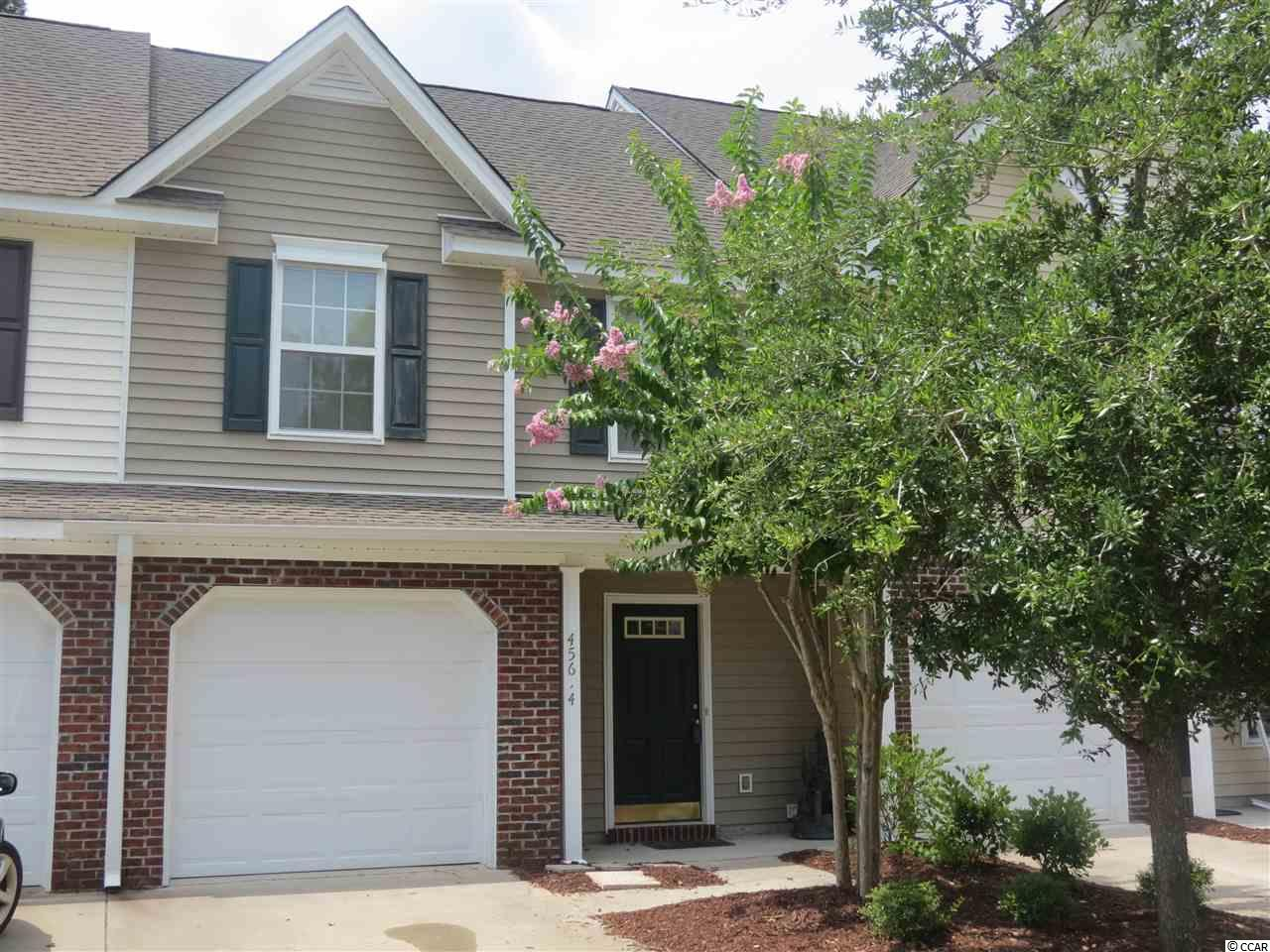Townhouse MLS:1804239 ROSE RUN  456-4 Red Rose Blvd Pawleys Island SC