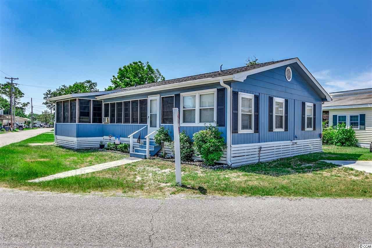 Manufactured Leased Land MLS:1804249   281 Meadowlark Drive Surfside Beach SC