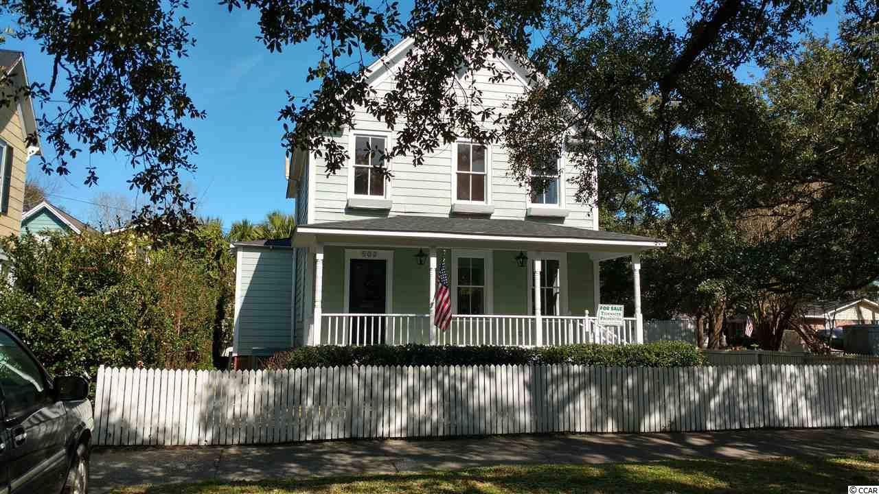 Single Family Home for Sale at 502 Front Street 502 Front Street Georgetown, South Carolina 29440 United States