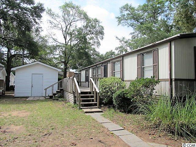 Manufactured Leased Land MLS:1804265   6001 S Kings Hwy MH131 Myrtle Beach SC
