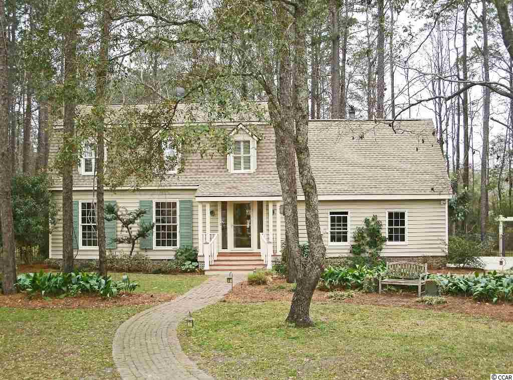 Single Family Home for Sale at 133 Otter Run Road 133 Otter Run Road Pawleys Island, South Carolina 29585 United States