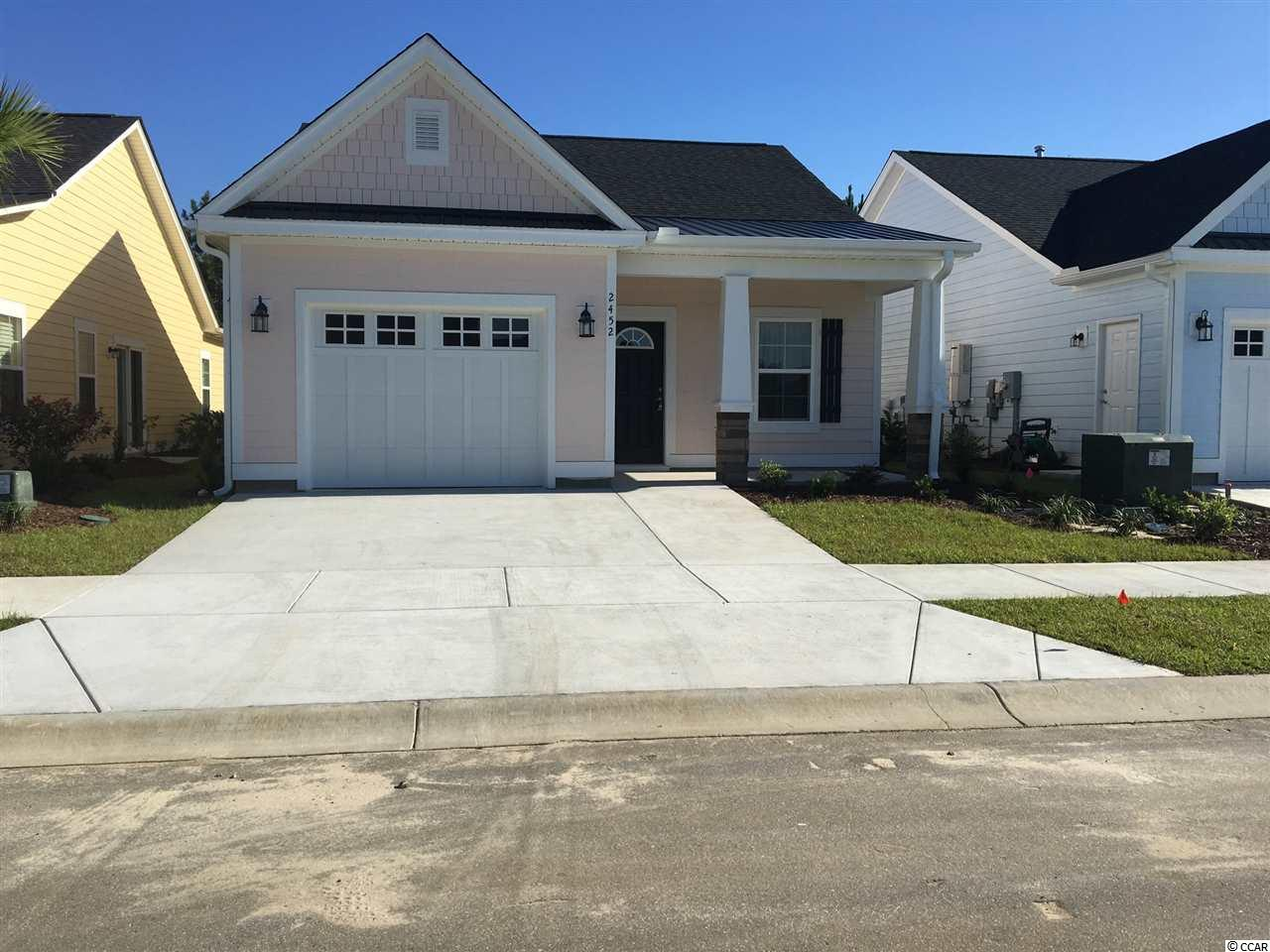 Detached MLS:1804342   2452 Community Dr. Conway SC