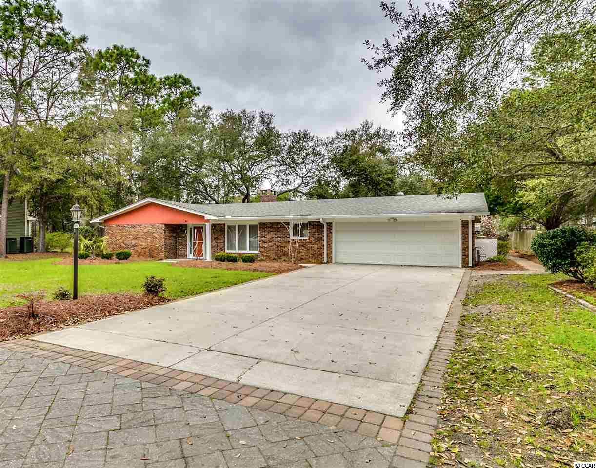 Ranch for Sale at 82 Greenfield Drive 82 Greenfield Drive Pawleys Island, South Carolina 29585 United States