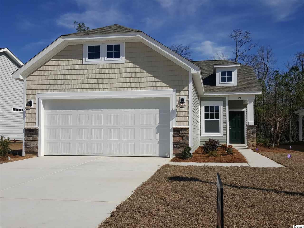 Detached MLS:1804429   1166 Palm Crossing Dr. Little River SC