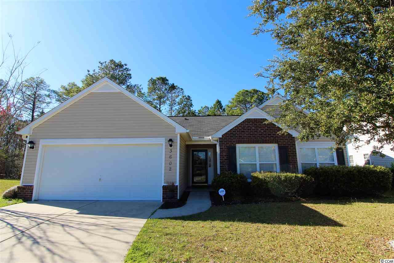 Detached MLS:1804472   3602 Club Course Drive North Myrtle Beach SC