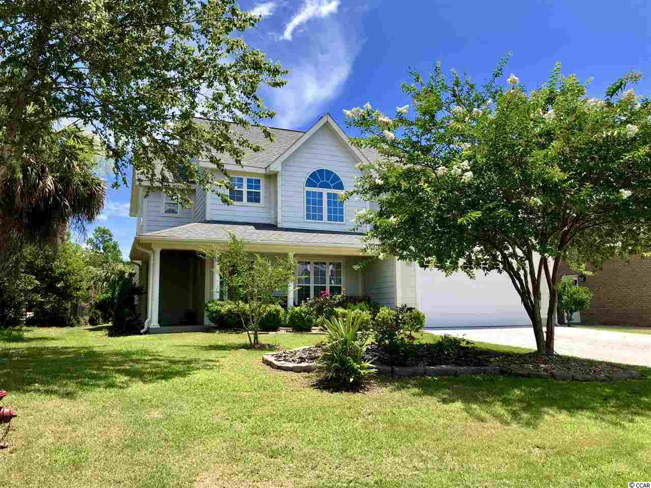 Detached MLS:1804479   4025 Captiva Row Myrtle Beach SC