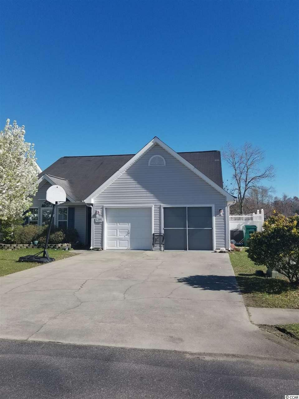 Detached MLS:1804492   544 Mallard Lane Surfside Beach SC