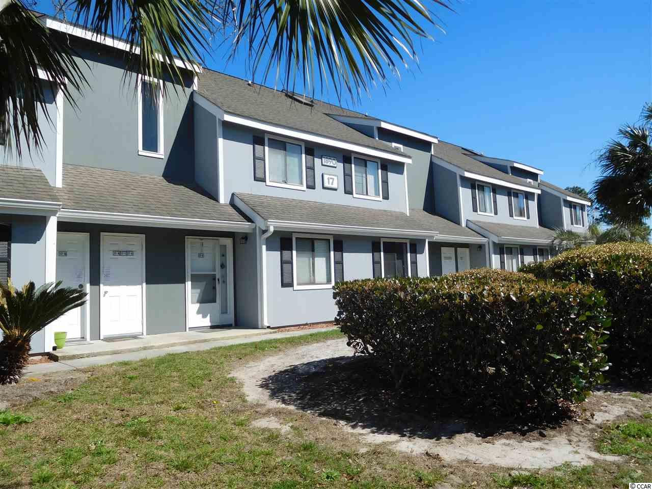 Condo MLS:1804494 Golf Colony at Deerfield  1890 Colony Drive 17-O Surfside Beach SC