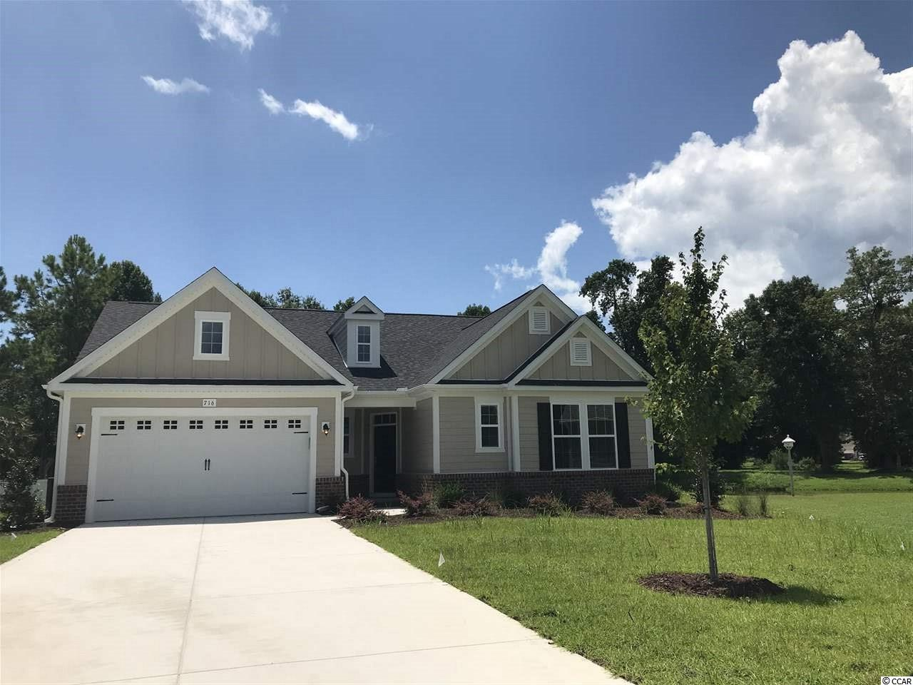 Detached MLS:1804516   716 Shell Point Ct. Longs SC
