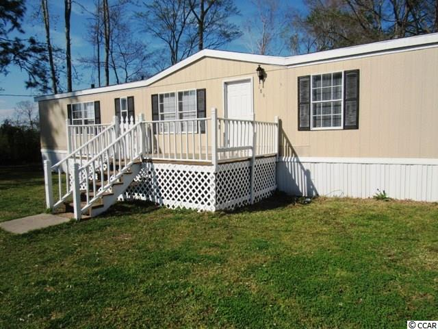 Manufactured with Land MLS:1804518   186 Hilliard Street Georgetown SC