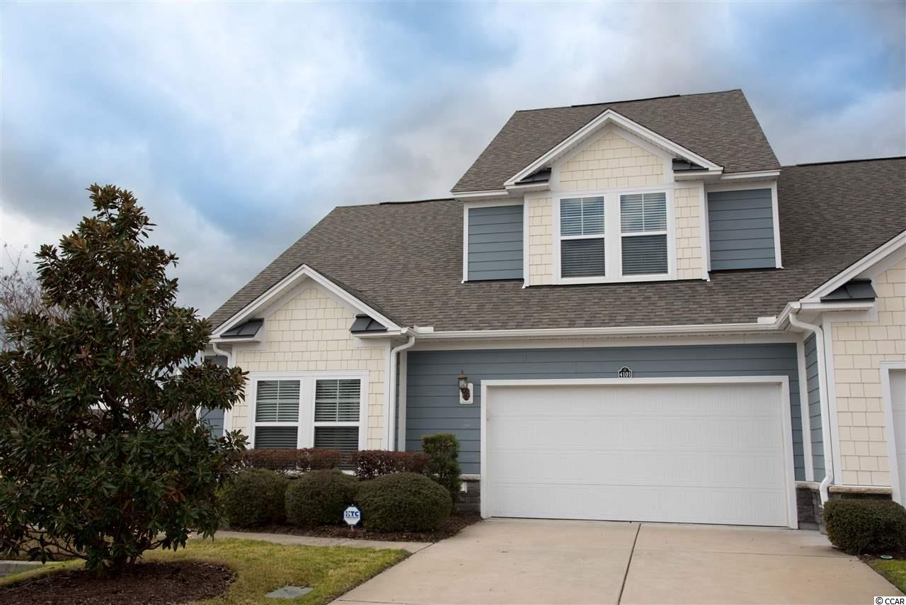 Townhouse MLS:1804527 Clearwater Bay - Barefoot Resort  6244 Catalina Dr #4101 North Myrtle Beach SC