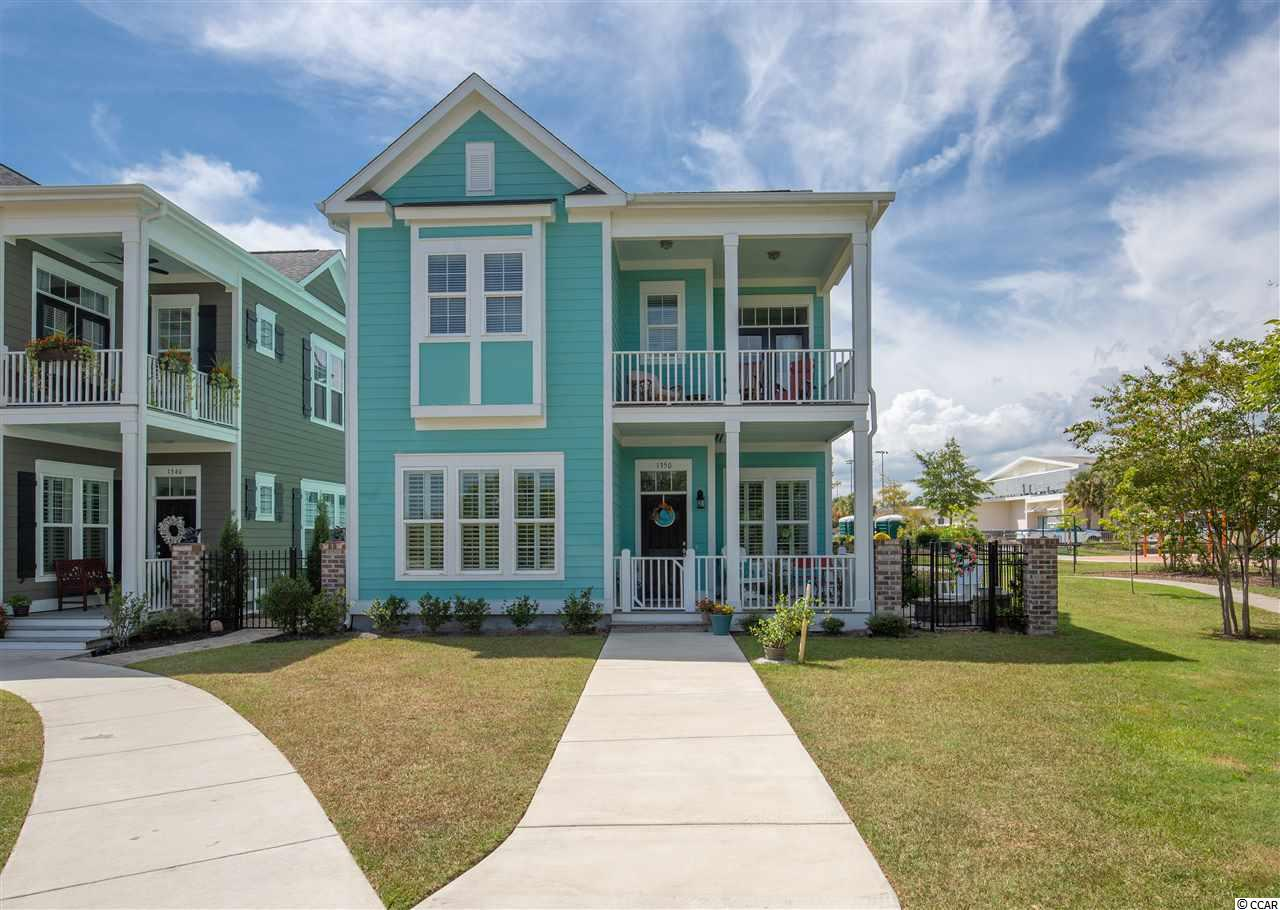 Detached MLS:1804546   1350 Air Force Ln. Myrtle Beach SC