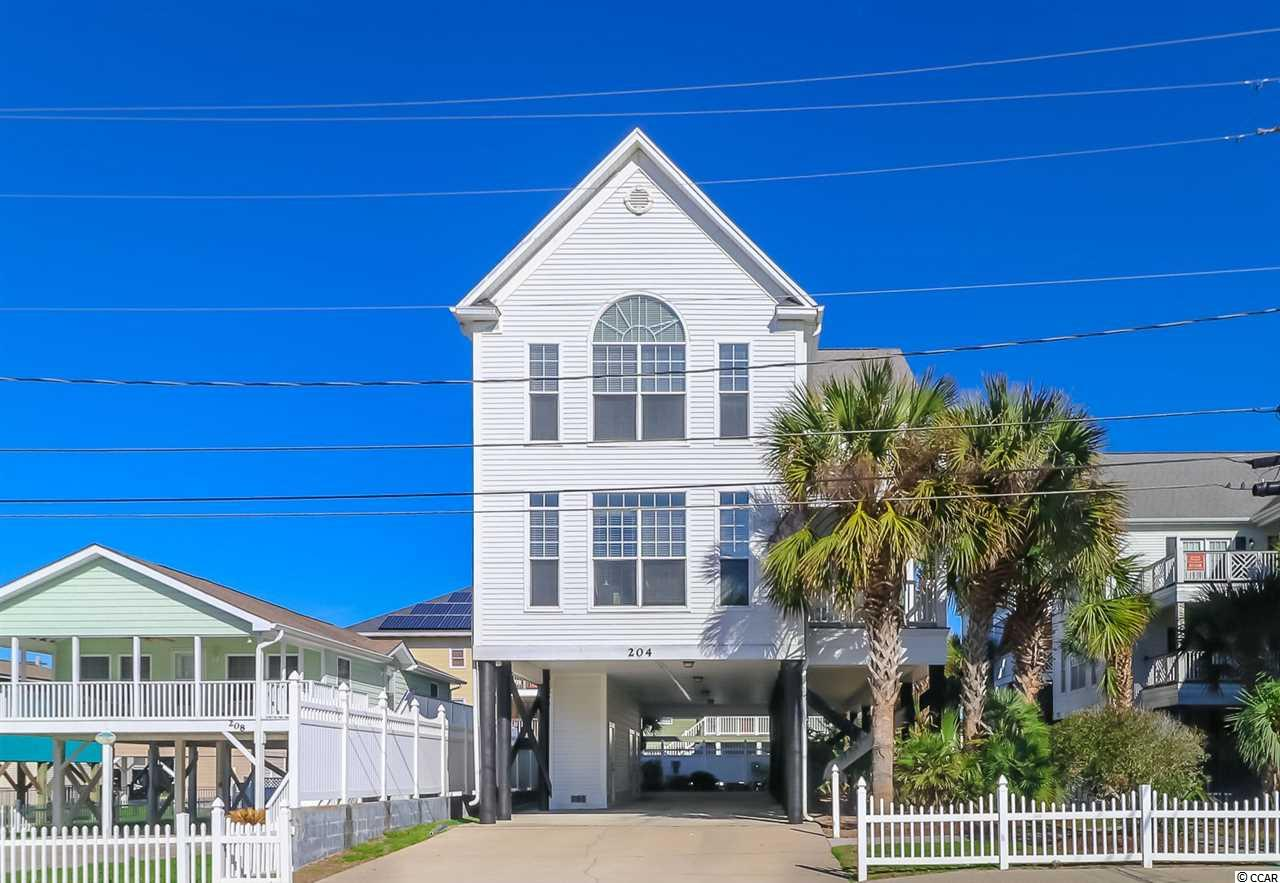 Detached MLS:1804603   204 24th Ave. N North Myrtle Beach SC