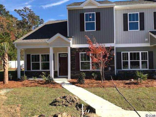 Townhouse MLS:1804611 The Diamond  1062 Dinger Ct Myrtle Beach SC