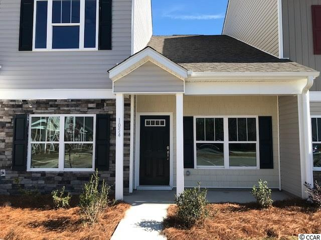 Townhouse MLS:1804613 The Diamond  1054 Dinger Ct Myrtle Beach SC