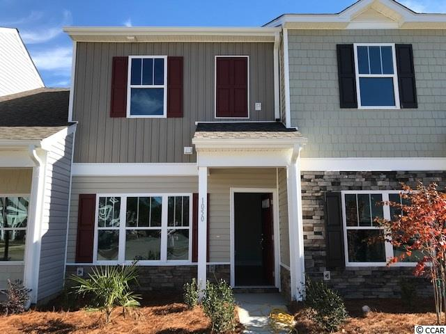 Townhouse MLS:1804614 The Diamond  1050 Dinger Ct Myrtle Beach SC