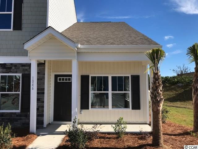 Townhouse MLS:1804615 The Diamond  1046 Dinger Ct Myrtle Beach SC