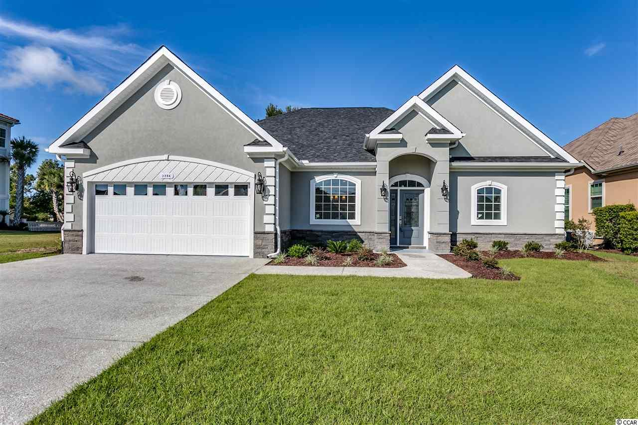 Detached MLS:1804656   2304 Via Palma Dr. North Myrtle Beach SC