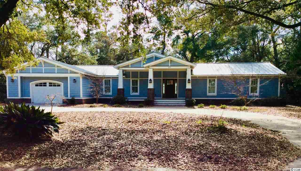 Ranch for Sale at 827 Sawmill Road 827 Sawmill Road Murrells Inlet, South Carolina 29576 United States