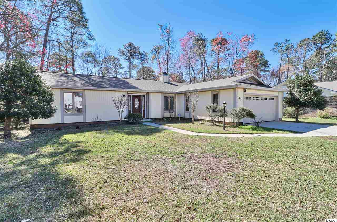 Detached MLS:1804673   1555 Crooked Pine Dr. Surfside Beach SC