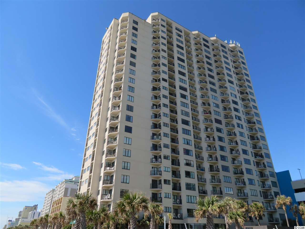 Condo MLS:1804687 PALACE, THE  1605 S Ocean Boulevard Myrtle Beach SC