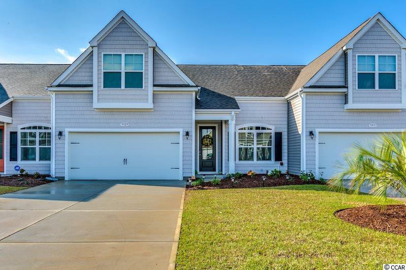 Townhouse MLS:1804694 Tuscany - Carolina Forest Area -  5929 Lazio Court Myrtle Beach SC
