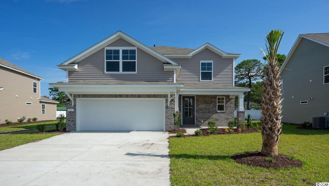 Detached MLS:1804700   156 Ocean Commons Dr. Surfside Beach SC